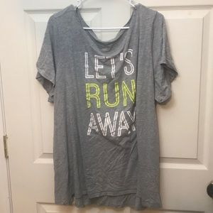 Torrid active T-shirt